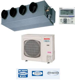 Ductless Mini Split Air Conditioner System Mini Split Air
